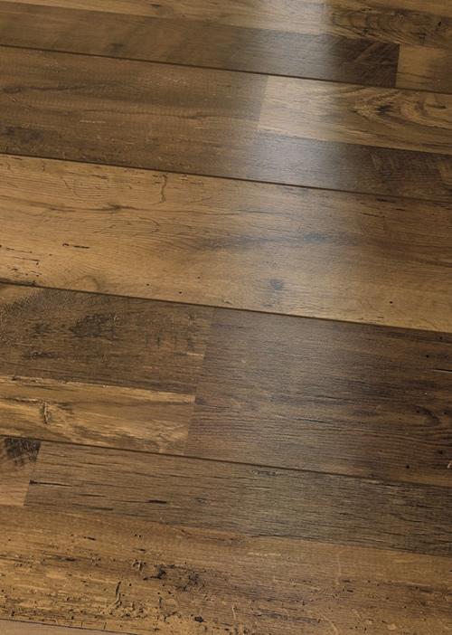 Vintage Bourbon Oak